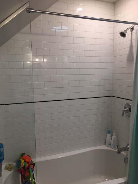 Master bath after renovation 2